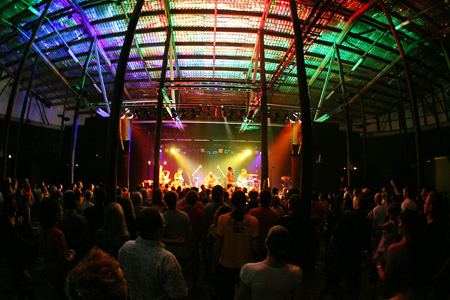 Music Venue - Tanks Arts Centre