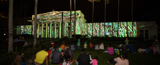 Cairns Festival Projections