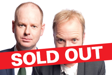 Peter Helliar Tom Gleeson 450x300