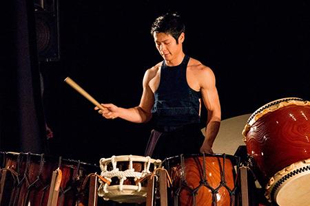 Taiko Drumming 450x300