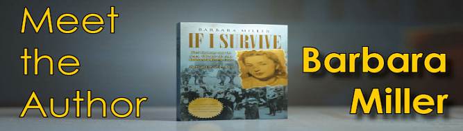 Barbara Miller Author Talk