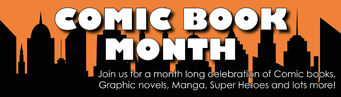 Comic Book Month