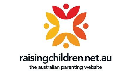 F5F Raising Children logo