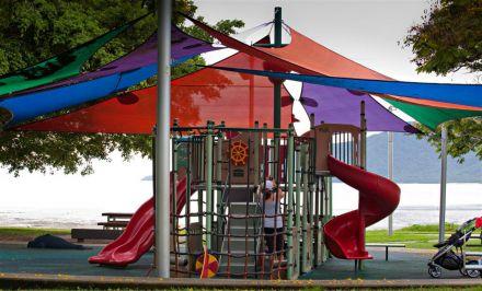 Fun Ship Playground