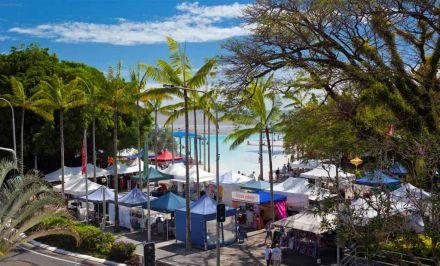 Cairns Esplanade Market