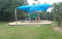 Playground at Kewarra Beach Community Hall
