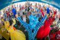 Roundabout Theatre perform 'Colours'