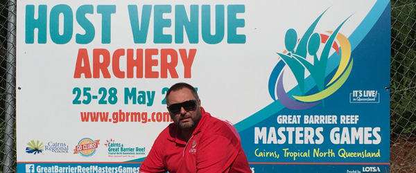 Great Barrier Reef Masters Games host venue for archery