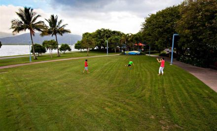 Muddy's Event Lawn