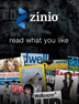 Zinio Digital Magazines