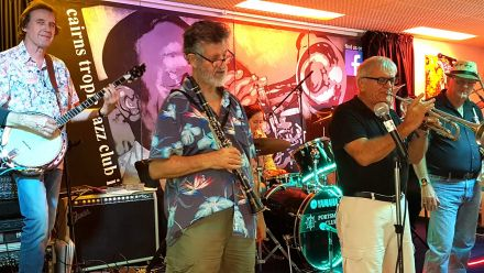 Cairns Tropic Jazz Club