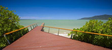 Cairns Esplanade McKenzie Street High Water Pier