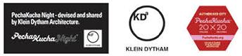 Pecha Kucha Ap 2017 logos