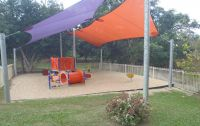 Playground at Brinsmead Community Hall