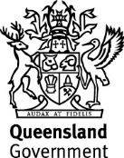 Queensland Government log