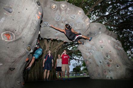 Bouldering Park 2