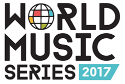 World Music Series logo