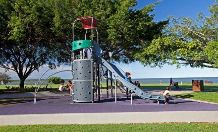 Healing Gardens Playground