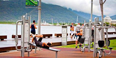 Fitness Playground Station 3