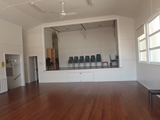 Gordonvale Community Hall - internal