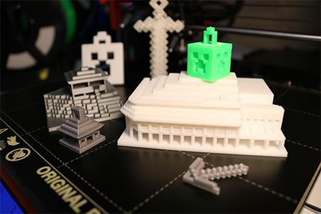 Cairns Minecraft 450x300