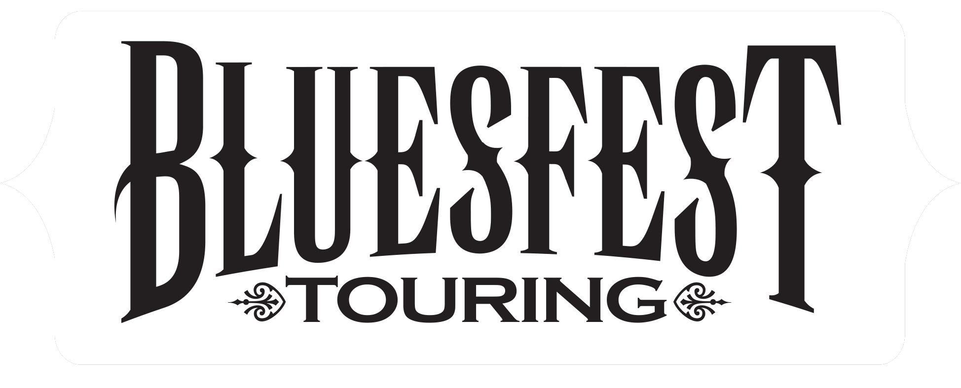 Bluesfest touring logo