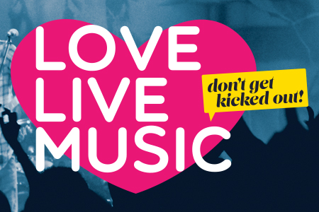 Love Live Music - Tanks Arts Centre