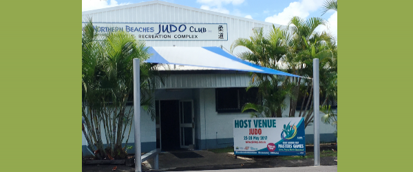 Great Barrier Reef Masters Games host venue for Judo