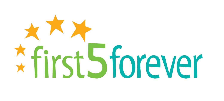First 5 Forever logo