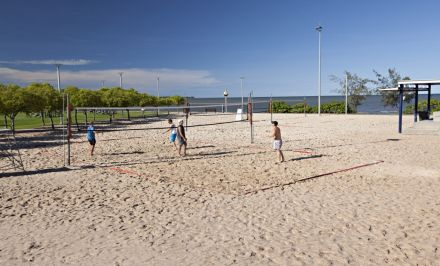 Cairns Beach Volleyball Beach Volleyball Courts