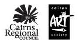 Cairns Artescape logos