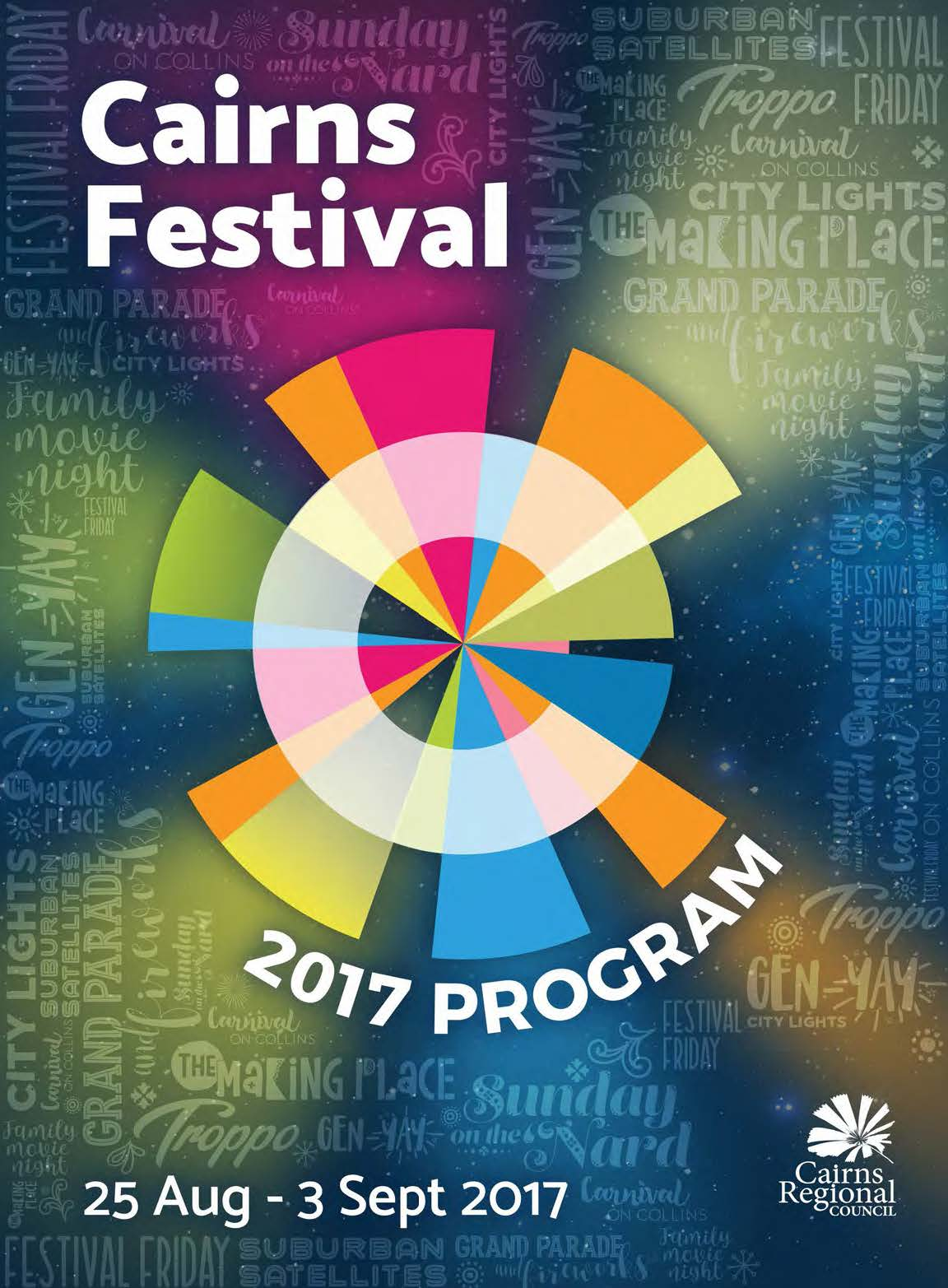 Cairns Festival E-Program