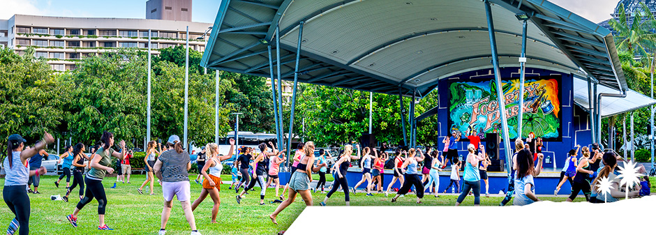Active Living free fitness classes