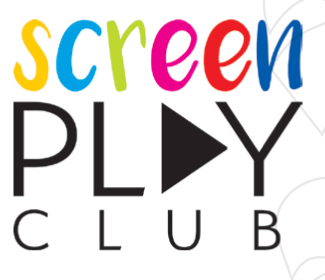 Screen Play Club logo