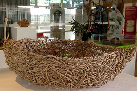 Botanic Gardens Basketry