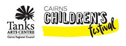 Cairns Children's Festival logo