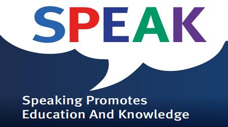 F5F Speak logo