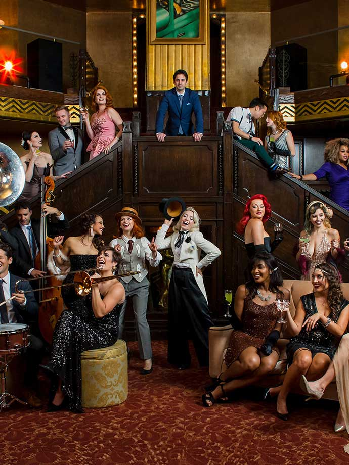 Postmodern Jukebox image