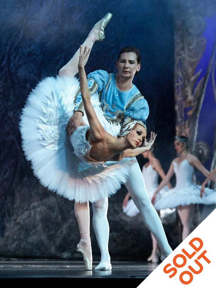 Imperial Russian Ballet Company: Swan Lake image