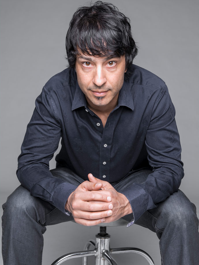 Arj Barker- We Need To Talk image