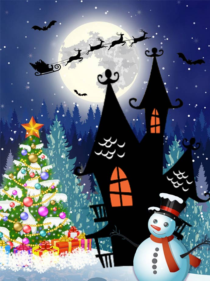 The Fright Before Christmas image