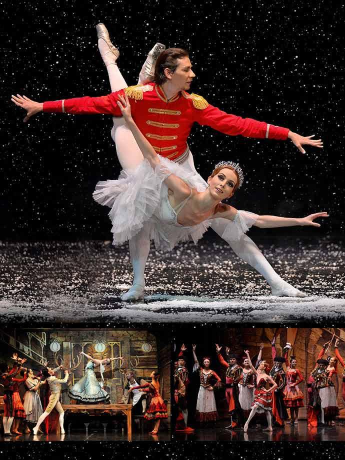 The Nutcracker & Don Quixote - Imperial Russian Ballet Co image