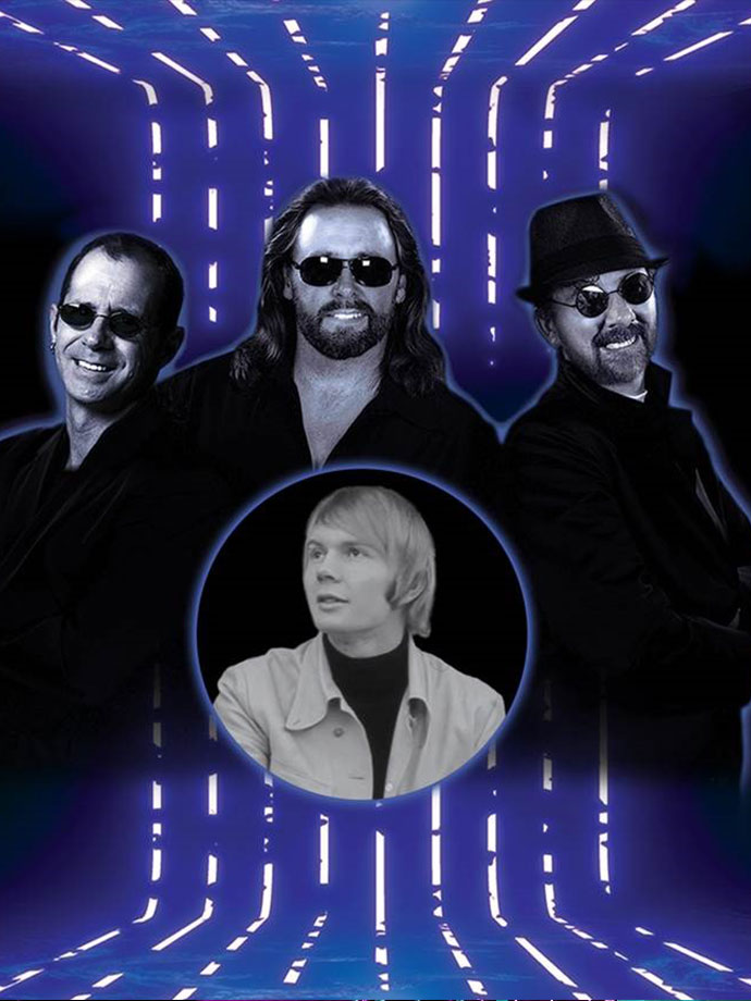 "The Best Of The Bee Gees with Colin ""Smiley"" Petersen image"