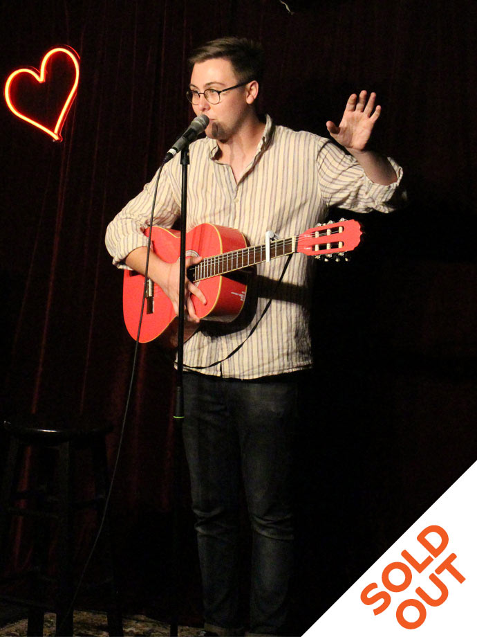 Knocking Off The Rust: The Best of Cairns Comedy image