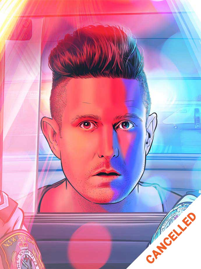 Wil Anderson - Wilegal image
